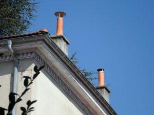 ramoner cheminée