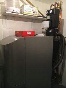 Chaudière Condensation Fioul Viessmann à Clavette